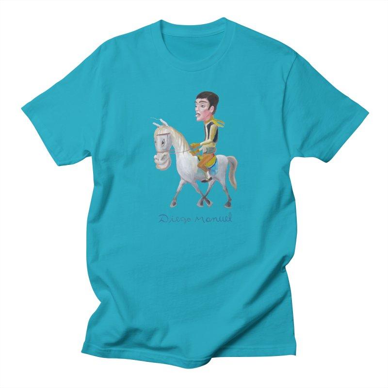 Gaucho Men's T-Shirt by Diego Manuel Rodriguez Artist Shop