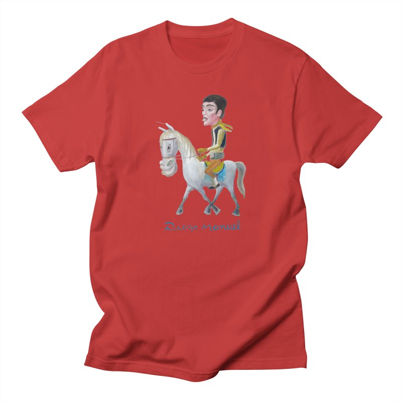 Gaucho Men's Regular T-Shirt by diegomanuel's Artist Shop