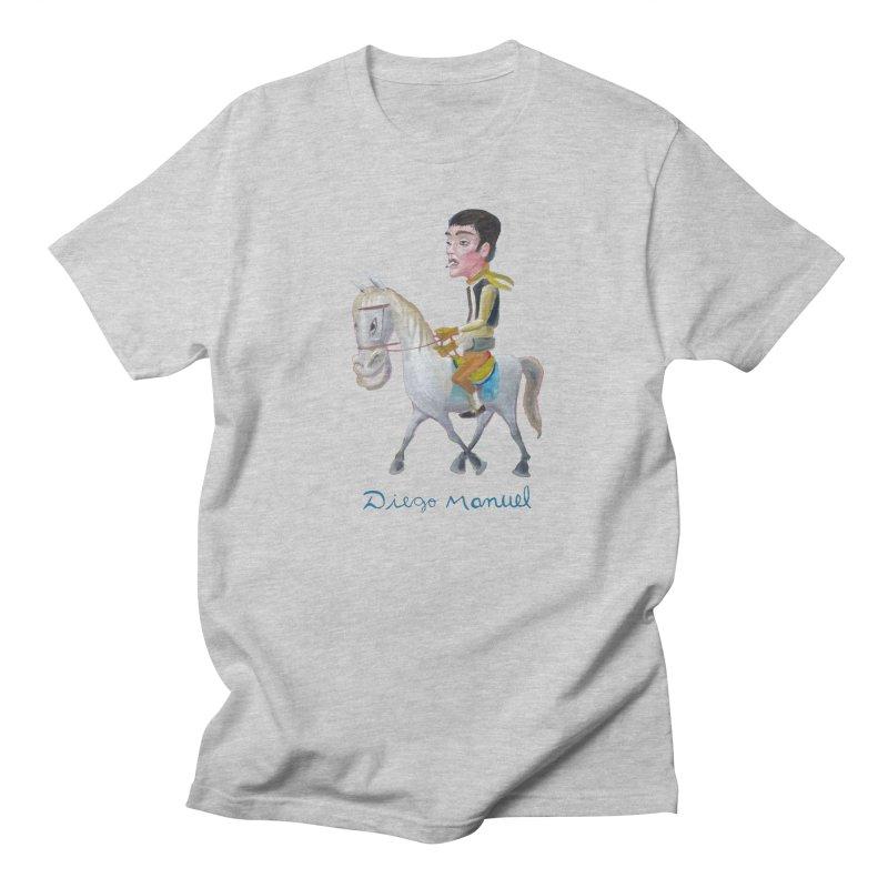 Gaucho Women's Regular Unisex T-Shirt by diegomanuel's Artist Shop