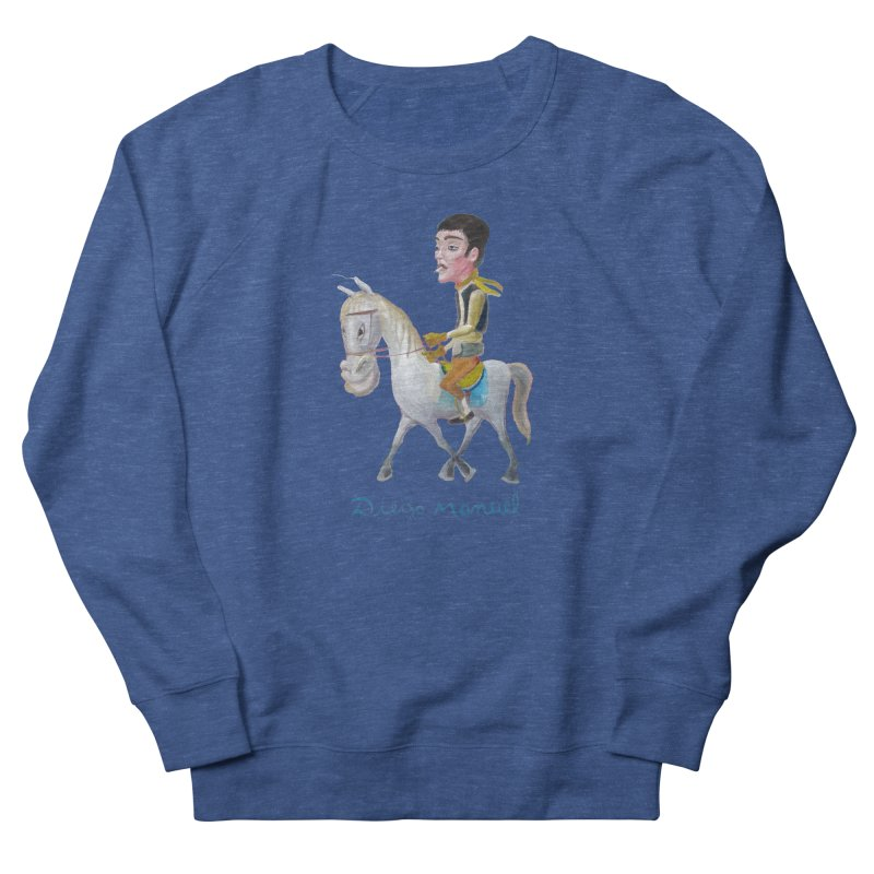Gaucho Men's Sweatshirt by Diego Manuel Rodriguez Artist Shop