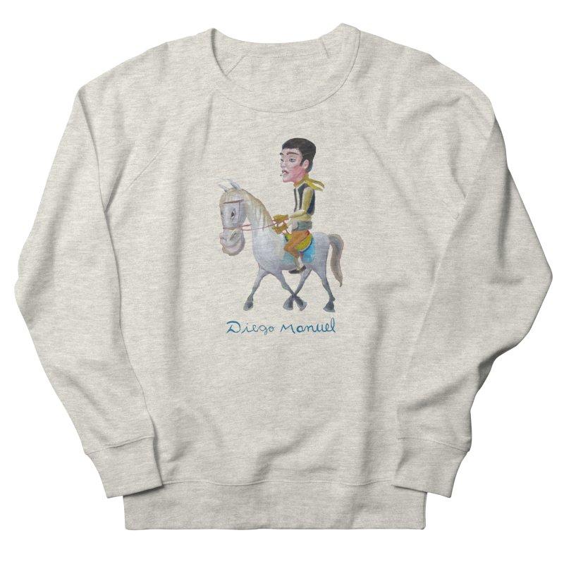 Gaucho Men's Sweatshirt by Diego Manuel Rodriguez Artist Shop