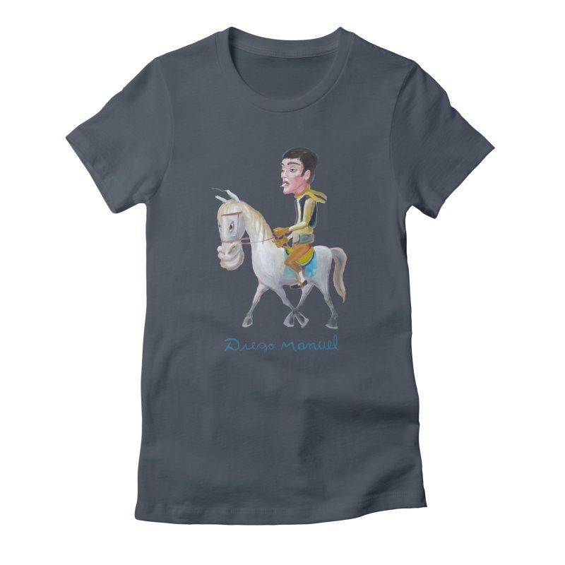 Gaucho Women's T-Shirt by Diego Manuel Rodriguez Artist Shop