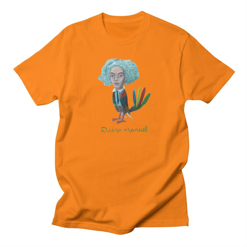 Beethoven bird 4 Men's Regular T-Shirt by diegomanuel's Artist Shop