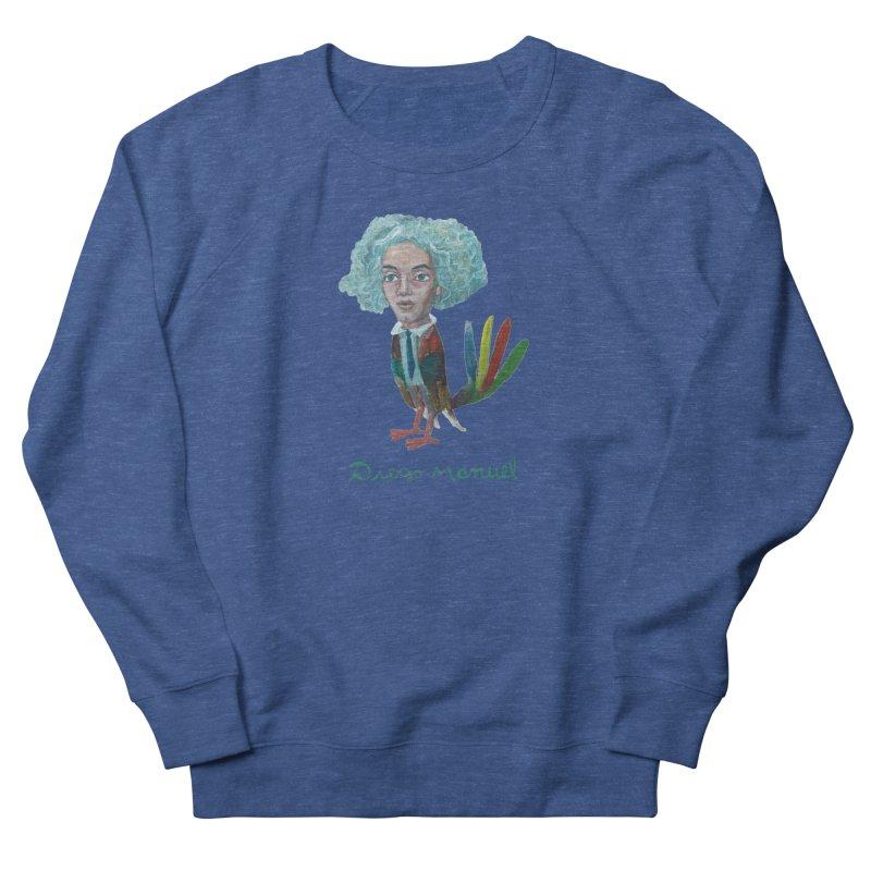 Beethoven bird 4 Men's Sweatshirt by Diego Manuel Rodriguez Artist Shop