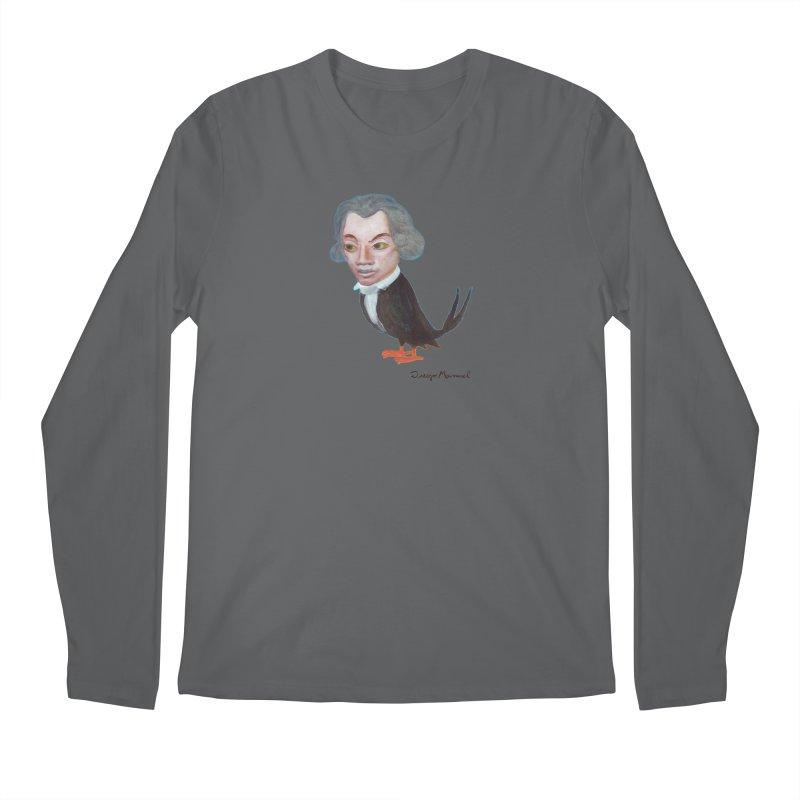 Beethoven bird Men's Longsleeve T-Shirt by diegomanuel's Artist Shop