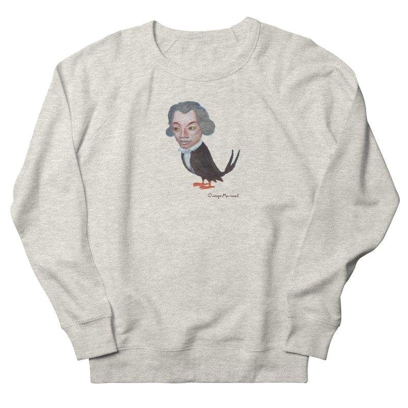 Beethoven bird Men's Sweatshirt by Diego Manuel Rodriguez Artist Shop