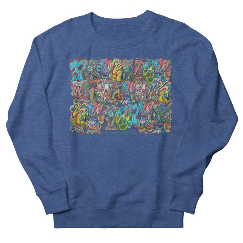 Graffiti 2 Men's Sweatshirt by Diego Manuel Rodriguez Artist Shop
