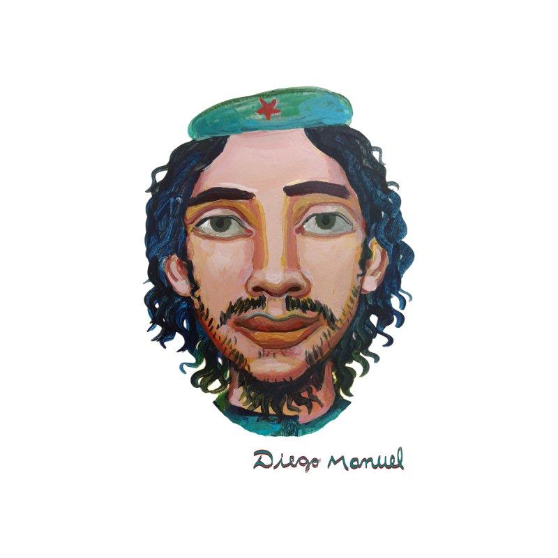 Che Guevara 6 Women's V-Neck by Diego Manuel Rodriguez Artist Shop