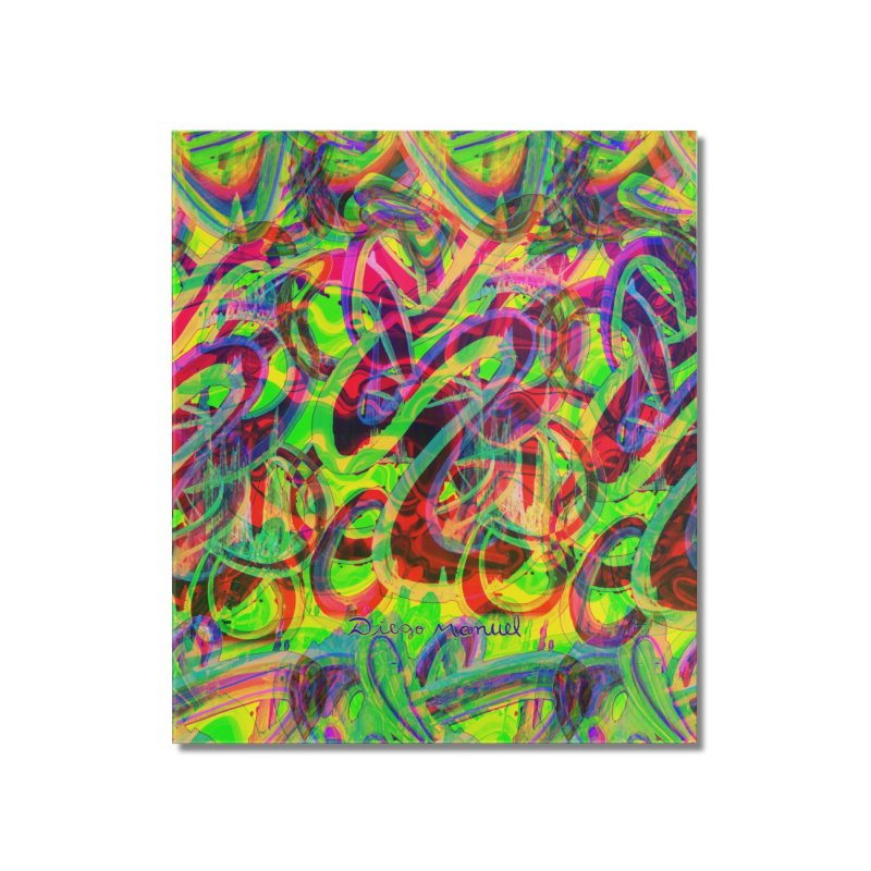 Shapes 18 2 Home Mounted Acrylic Print by Diego Manuel Rodriguez Artist Shop