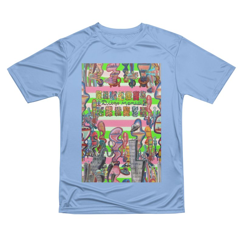 city 14 Women's T-Shirt by Diego Manuel Rodriguez Artist Shop