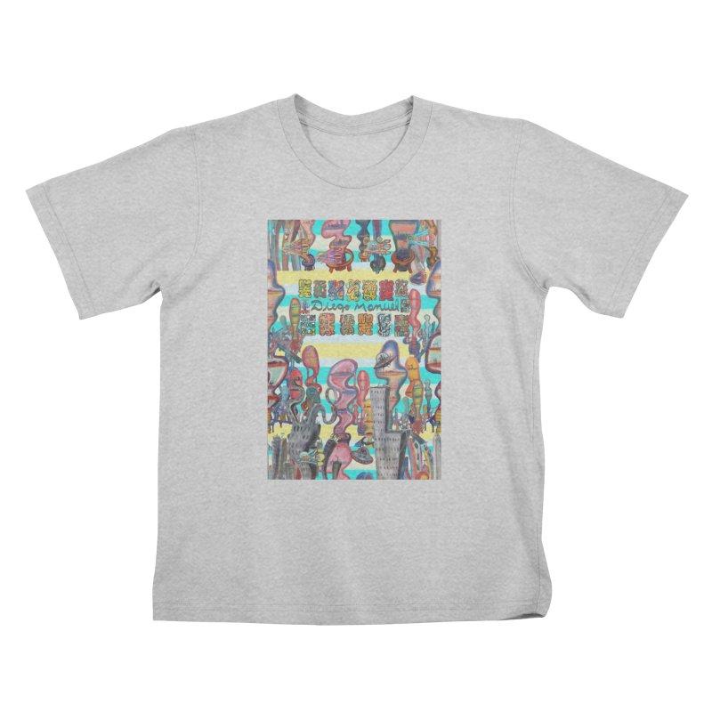 city 11 Kids T-Shirt by Diego Manuel Rodriguez Artist Shop