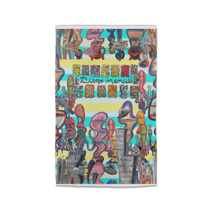 city 11 Home Rug by Diego Manuel Rodriguez Artist Shop