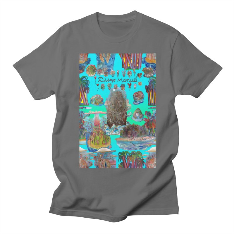 Nature 11 Men's T-Shirt by Diego Manuel Rodriguez Artist Shop