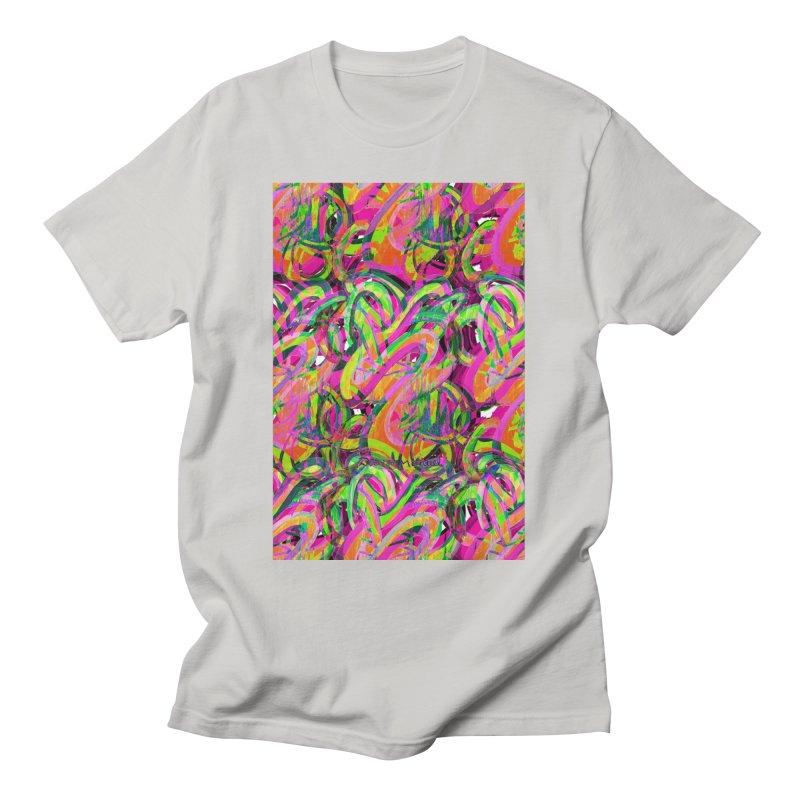 shapes 18 10 Men's T-Shirt by Diego Manuel Rodriguez Artist Shop