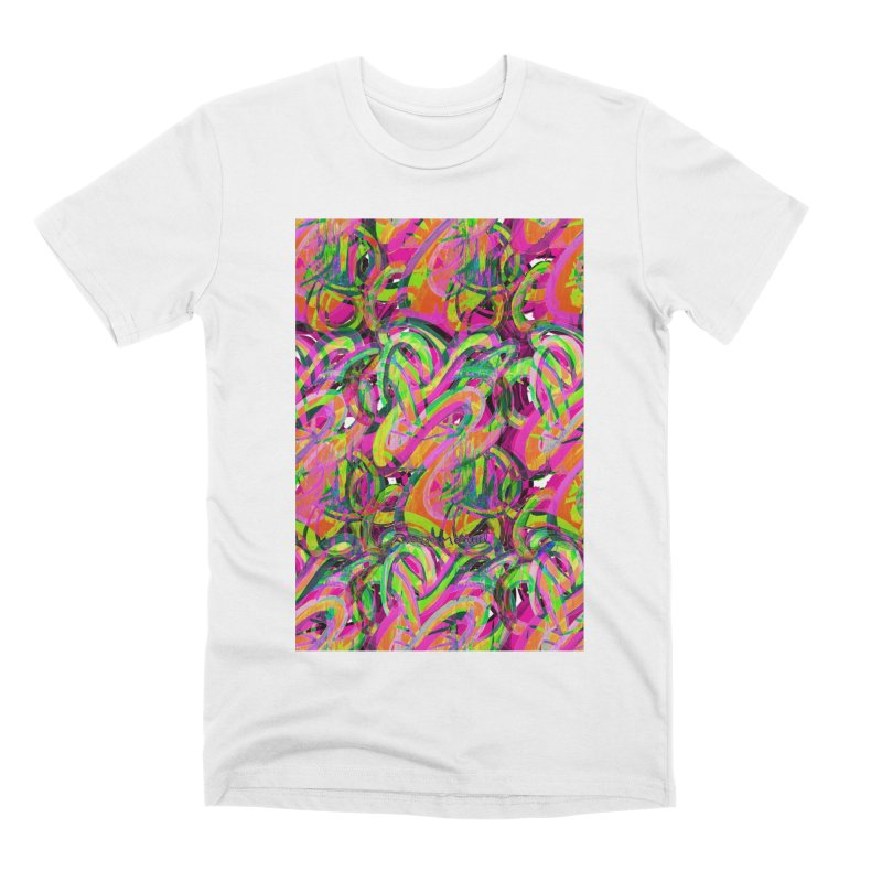 shapes 18 10 Men's T-Shirt by Diego Manuel Rodriguez Artist Shop
