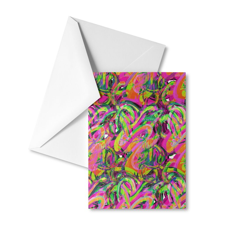 shapes 18 10 Accessories Greeting Card by Diego Manuel Rodriguez Artist Shop