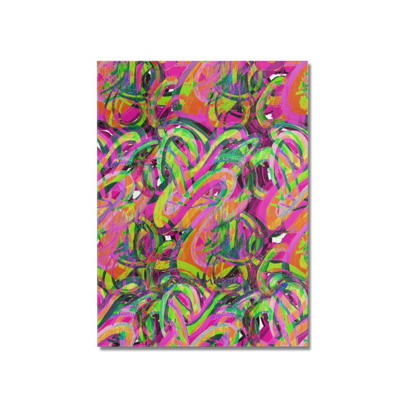 shapes 18 10 Home Mounted Acrylic Print by Diego Manuel Rodriguez Artist Shop