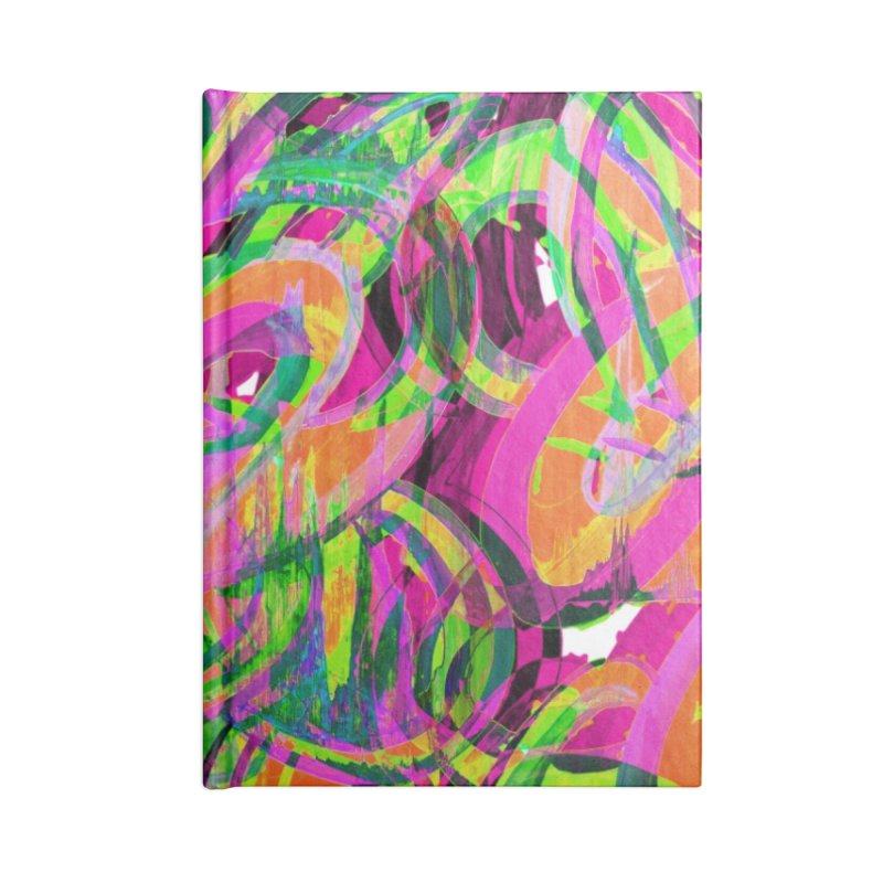 shapes 18 10 Accessories Notebook by Diego Manuel Rodriguez Artist Shop