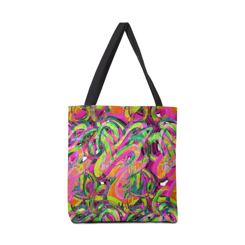 shapes 18 10 Accessories Bag by Diego Manuel Rodriguez Artist Shop
