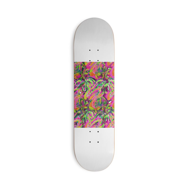 shapes 18 10 Accessories Skateboard by Diego Manuel Rodriguez Artist Shop