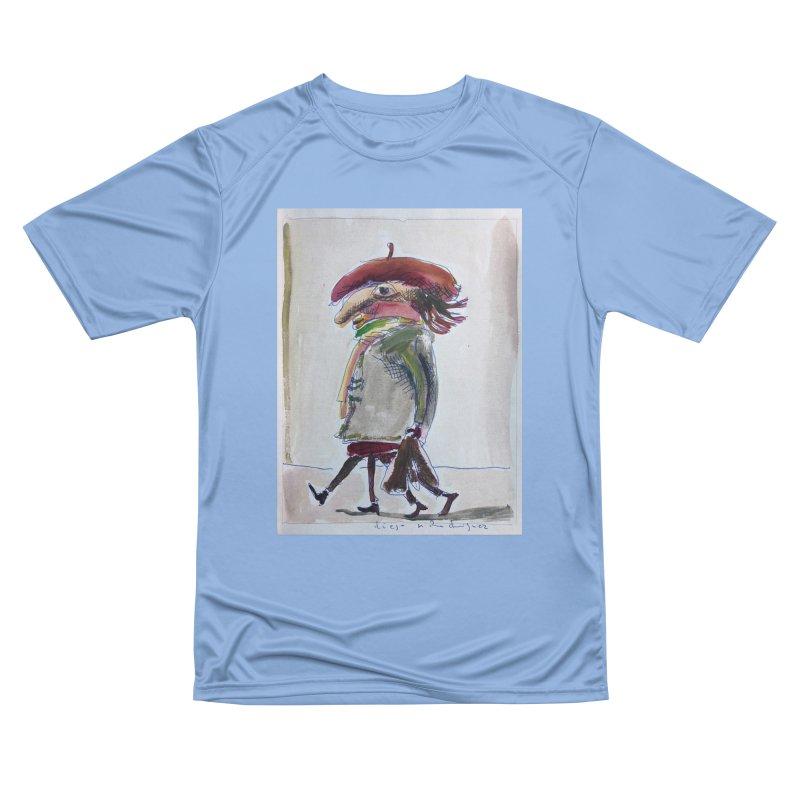 The artist Women's T-Shirt by Diego Manuel Rodriguez Artist Shop