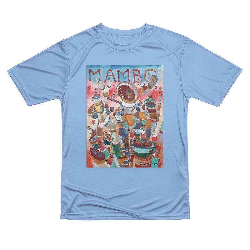 Mambo Women's T-Shirt by Diego Manuel Rodriguez Artist Shop