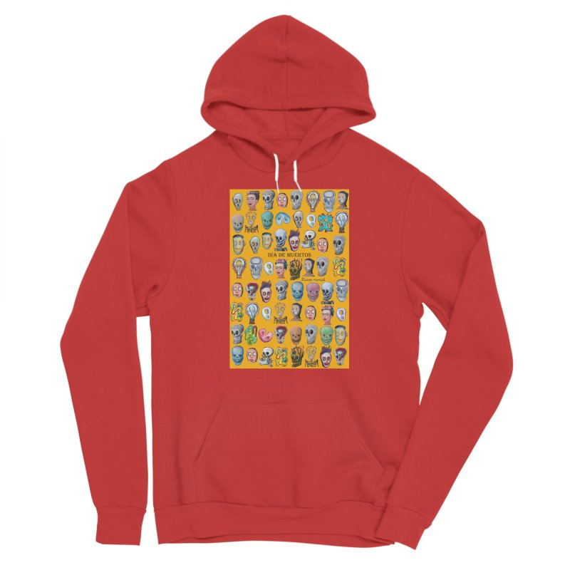 day of the Dead Women's Pullover Hoody by Diego Manuel Rodriguez Artist Shop