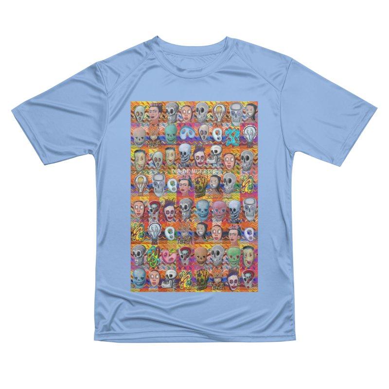 Dia de muertos Women's T-Shirt by Diego Manuel Rodriguez Artist Shop