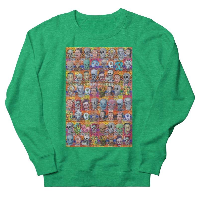 Dia de muertos Women's Sweatshirt by Diego Manuel Rodriguez Artist Shop