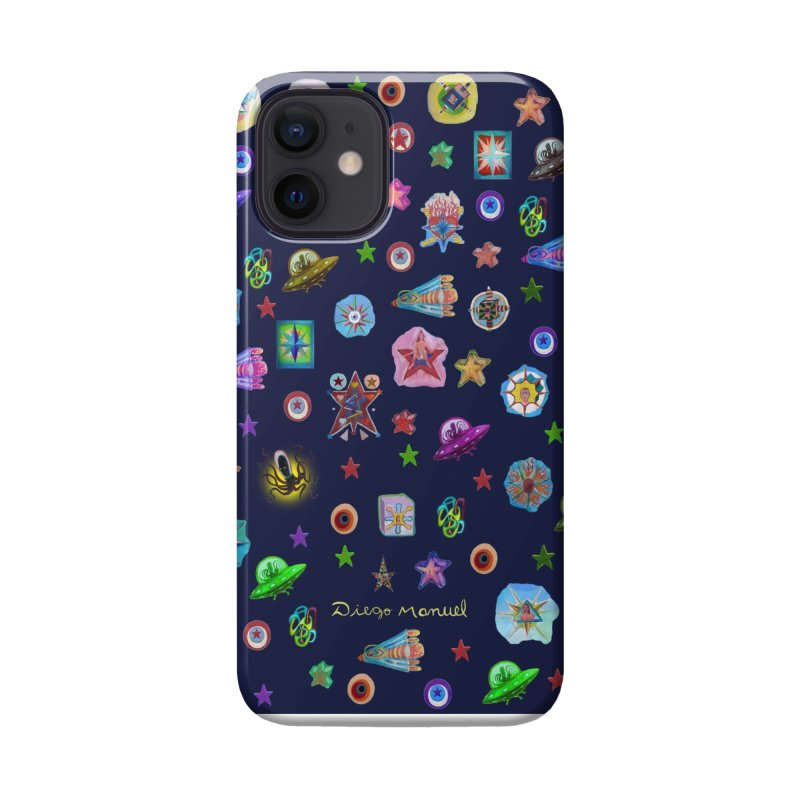 The space Accessories Phone Case by Diego Manuel Rodriguez Artist Shop