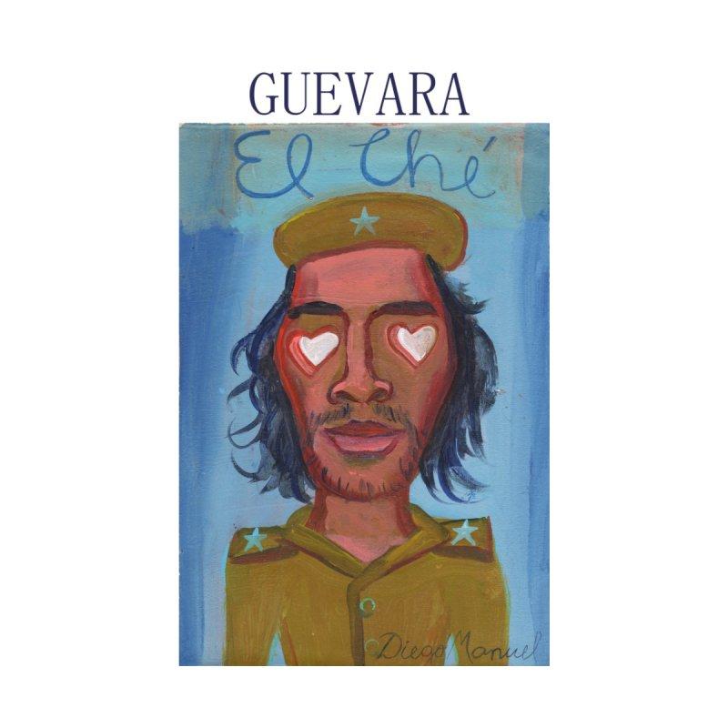 Che Guevara y corazones Accessories Notebook by Diego Manuel Rodriguez Artist Shop