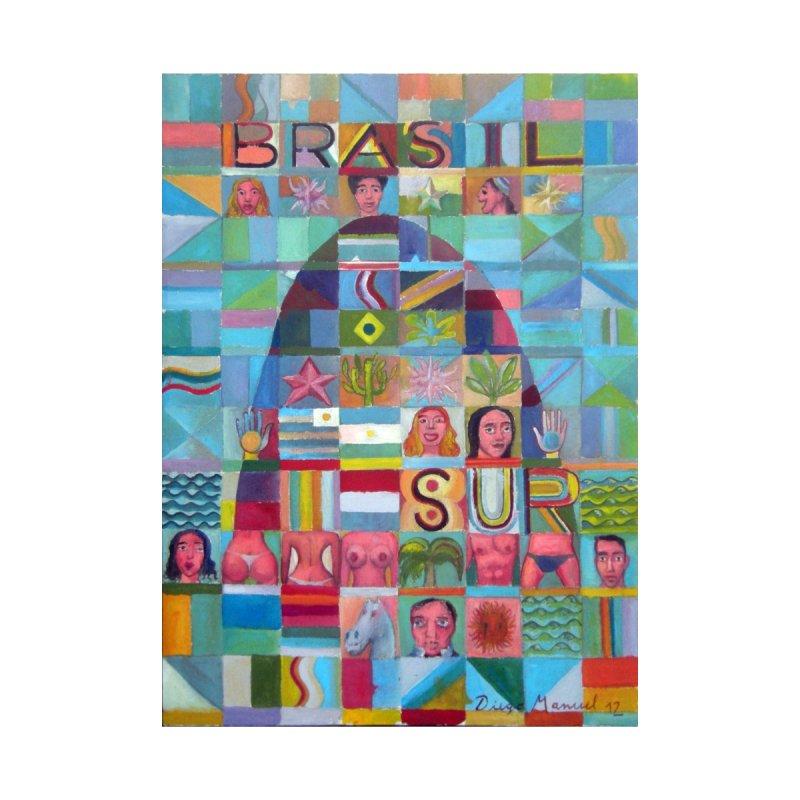 Brasil Home Fine Art Print by Diego Manuel Rodriguez Artist Shop