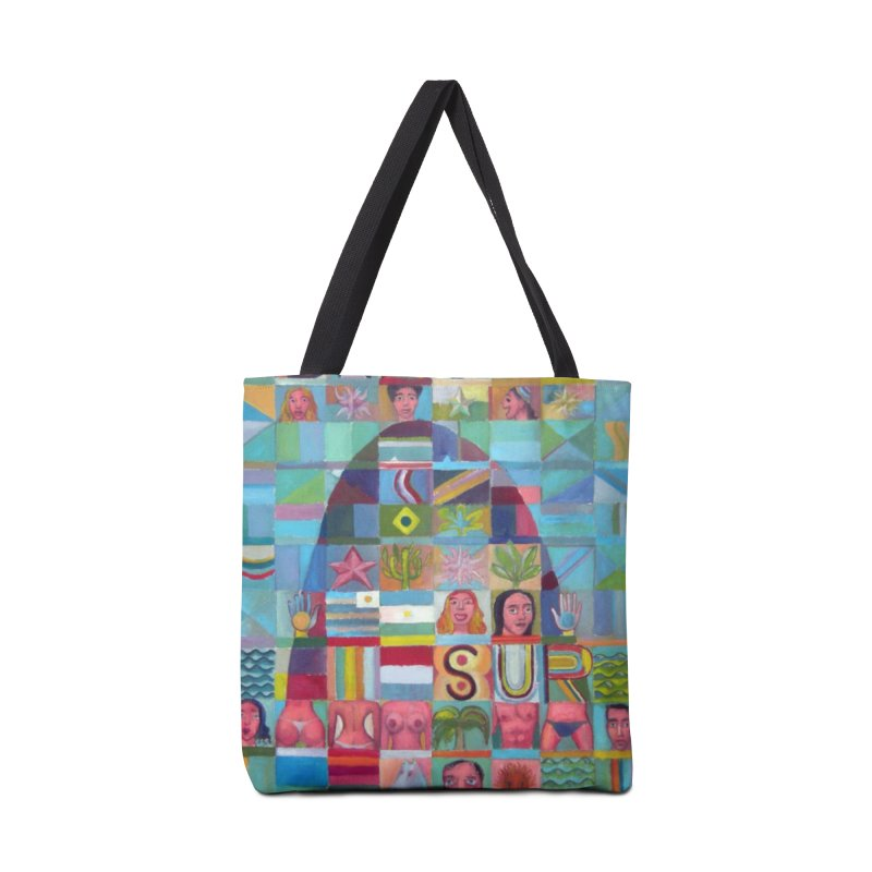 Brasil Accessories Tote Bag Bag by diegomanuel's Artist Shop