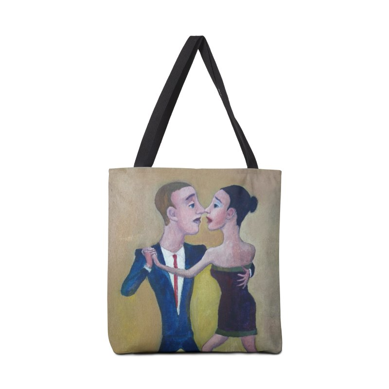 Bailarines de tango 1 Accessories Tote Bag Bag by diegomanuel's Artist Shop