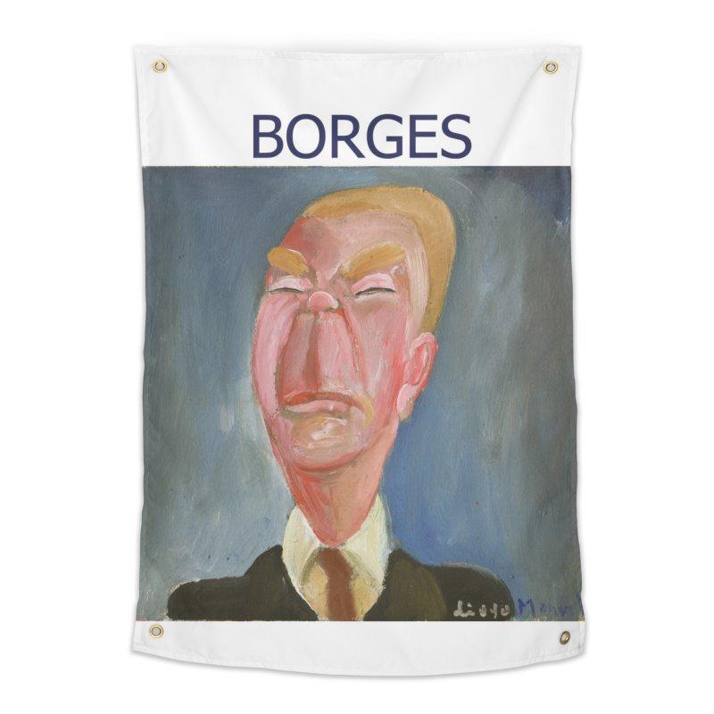 Borges   by diegomanuel's Artist Shop