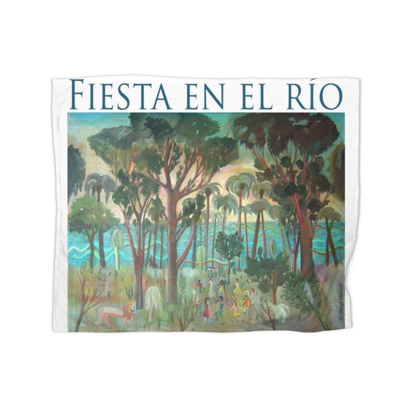 Fiesta en el río   by diegomanuel's Artist Shop