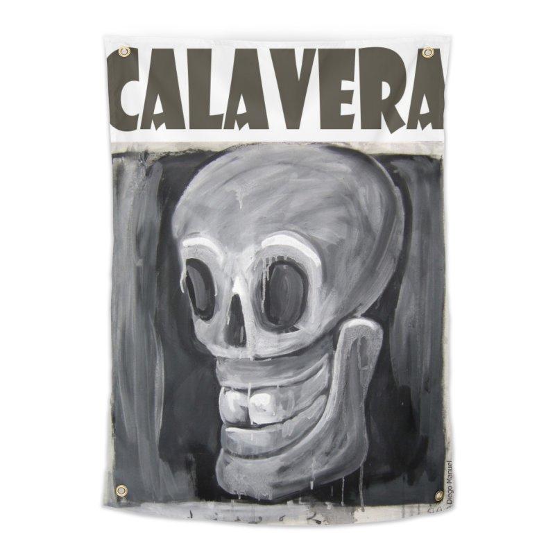 Calavera   by diegomanuel's Artist Shop