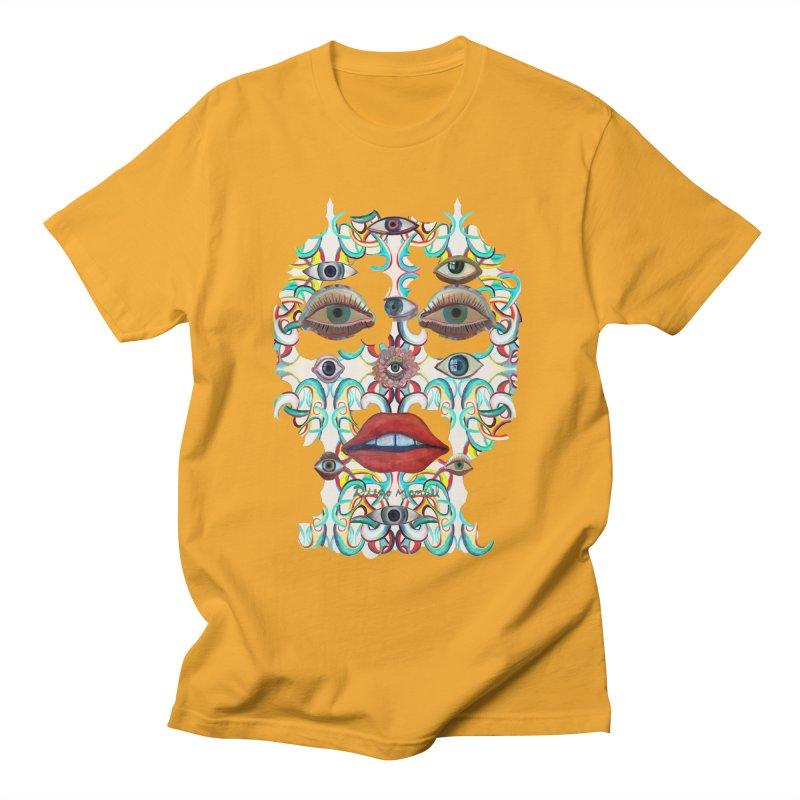 Graffiti Men's T-Shirt by Diego Manuel Rodriguez Artist Shop