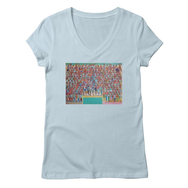 Gran tribuna 2   by diegomanuel's Artist Shop