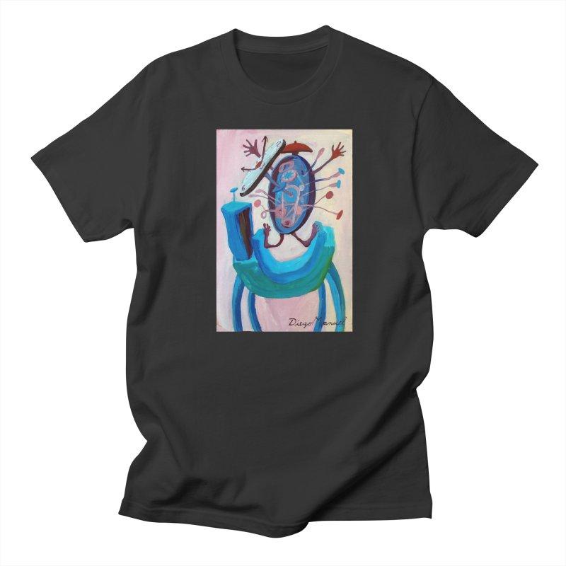 reloj despertador 10   by diegomanuel's Artist Shop