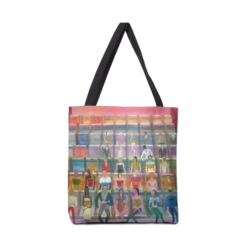 At the cinema Accessories Tote Bag Bag by diegomanuel's Artist Shop