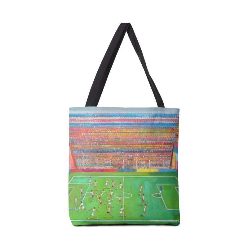 football game Accessories Tote Bag Bag by diegomanuel's Artist Shop