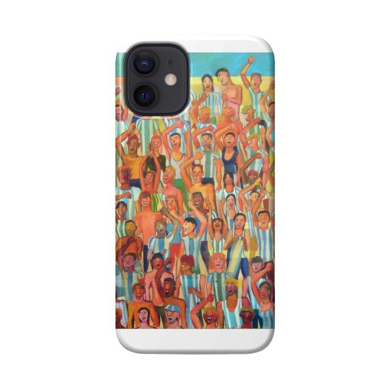 Great Argentine tribune Accessories Phone Case by Diego Manuel Rodriguez Artist Shop