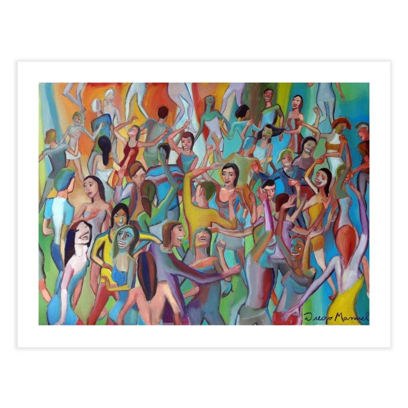 The dance 7 Home Fine Art Print by Diego Manuel Rodriguez Artist Shop