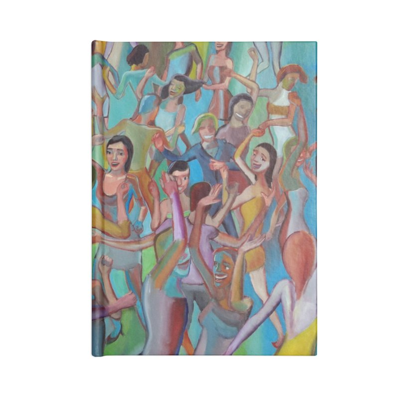 The dance 7 Accessories Notebook by Diego Manuel Rodriguez Artist Shop