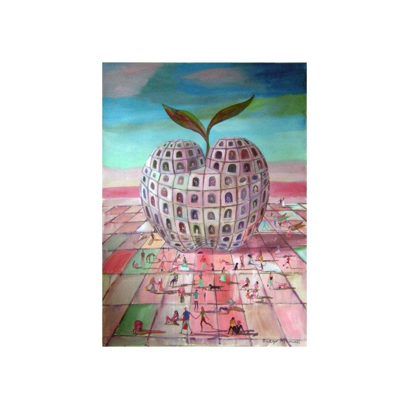 La gran manzana by diegomanuel's Artist Shop