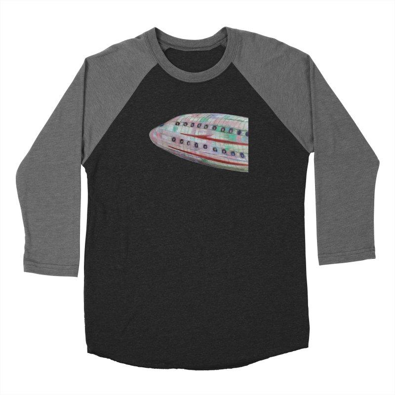 The plane 3 Women's Longsleeve T-Shirt by Diego Manuel Rodriguez Artist Shop