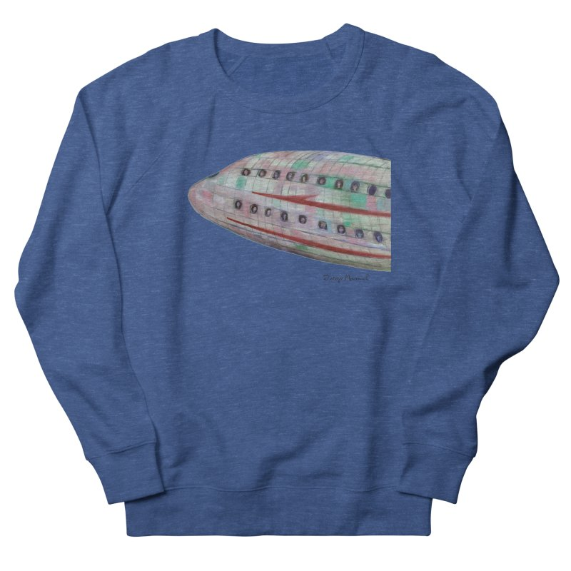 The plane 3 Men's Sweatshirt by Diego Manuel Rodriguez Artist Shop