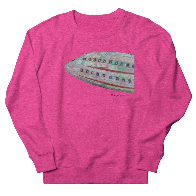 The plane 3 Men's Sweatshirt by Diego Manuel Rodriguez Artist Shop