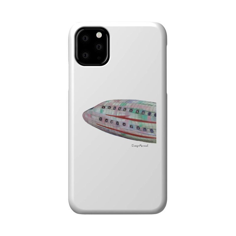 The plane 3 Accessories Phone Case by Diego Manuel Rodriguez Artist Shop